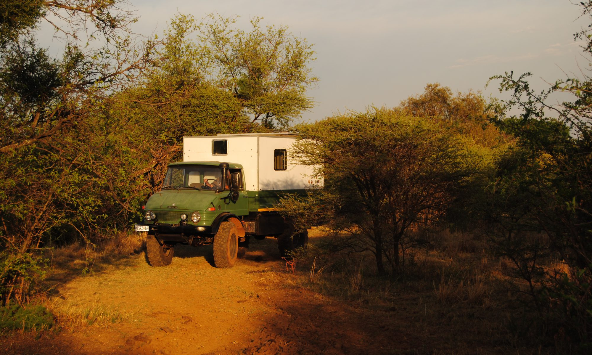 Unimog Safari Rental